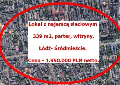 lokal na sprzedaż - Łódź, Śródmieście