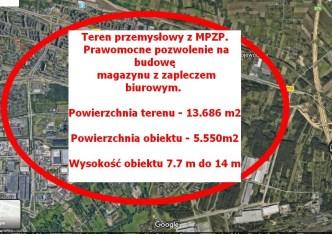 działka na sprzedaż - Łódź, Widzew, Janów