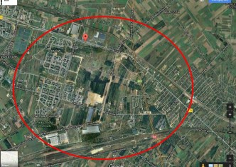 działka na sprzedaż - Łódź, Widzew, Olechów