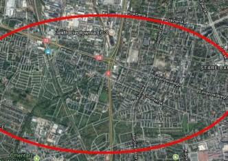 działka na sprzedaż - Łódź, Polesie